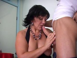 mature sucker