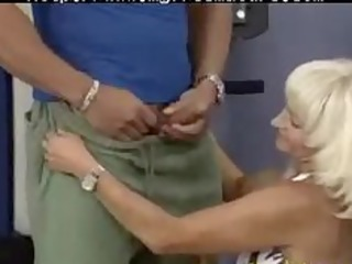 insane old mamma acquires screwed hard in her