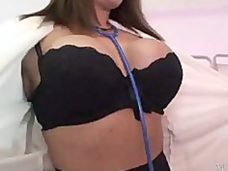 breasty femdom mistresscarly pumps her pathetic