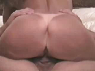 wife riding a ally