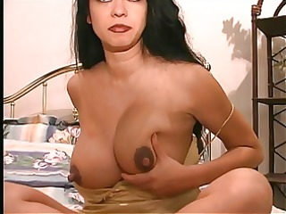 a thick and breasty latina floozy acquires her