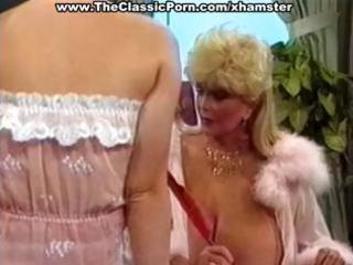 breasty aged classic blonde star and her