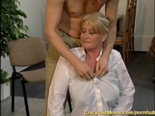 my horny mama