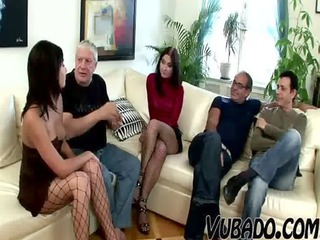bizarre sex by older vubado couples !!