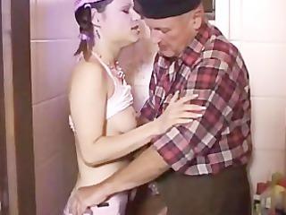 old man bonks his own stepdaughter