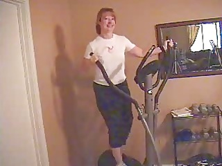 tish - naughty elliptical