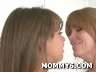 ultimate mommy and daughter fantasy threeway