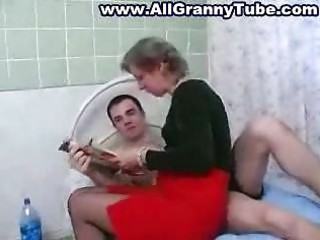 granny and grandson fucking