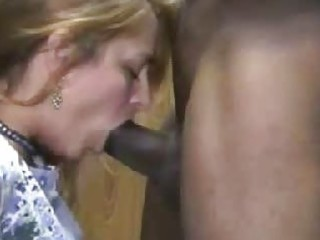 hawt golden-haired wife interracial cuckold