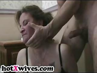 lascivious ex wife acquires coarse face hole fuck