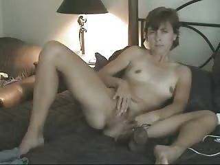 my juvenile wife masturbating for me on bed