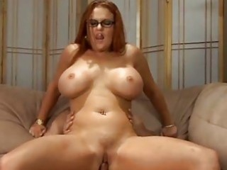 large tits redhead d like to fuck screwed