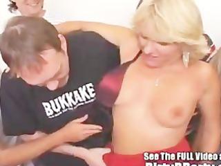 jackie 3 aperture creampie bukkake team fuck with