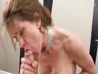 deep oral stimulation milf