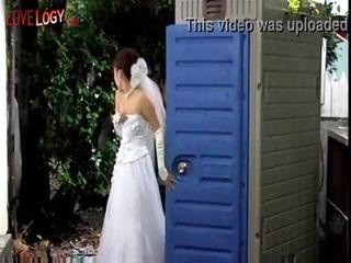 fucking my ally wife at their wedding wedding ,