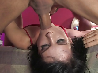 dirty talking milf gets fucked and anal