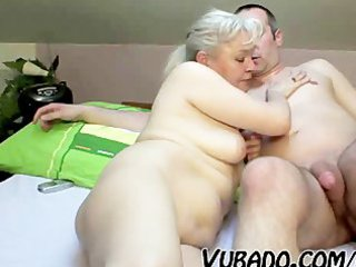 mature pair fuck hard on daybed