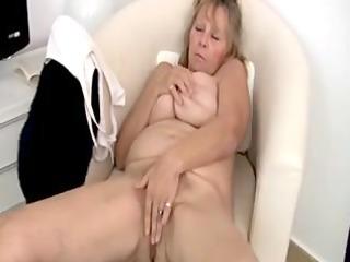 hawt granny is ready