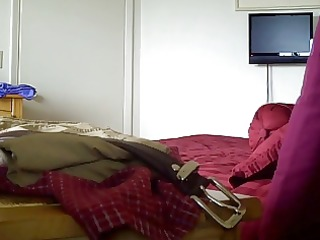 bedroom lady