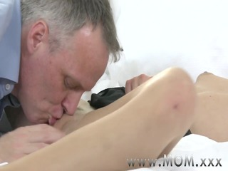 mom blonde mother id like to fuck acquires a