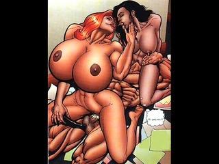 large tit huge breast artwork