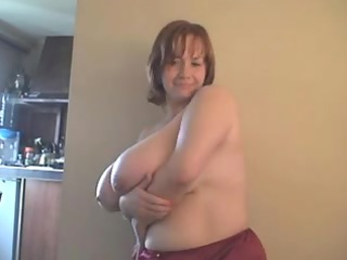 a redhead-big beautiful woman-mother id like to