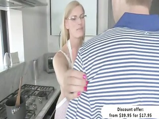stepmom darryl hanah sex w younger boy