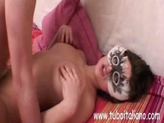 dilettante italian wive laura receives drilled